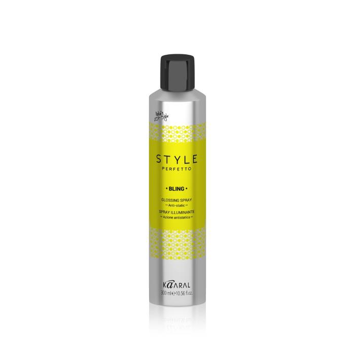 Image of Kaaral Style Perfetto Bling Glossing Spray 300mL