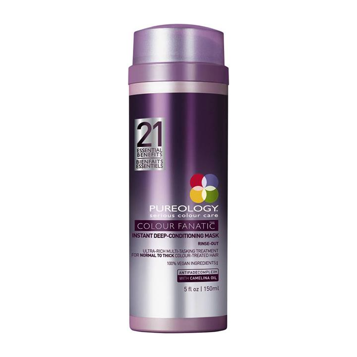 Image of Pureology Colour Fanatic Instant Deep Conditioning Mask 150ml