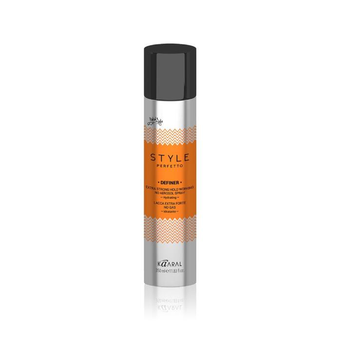 Image of Kaaral Style Perfetto Definer Extra Strong Hold No Aerosol Spray 350mL