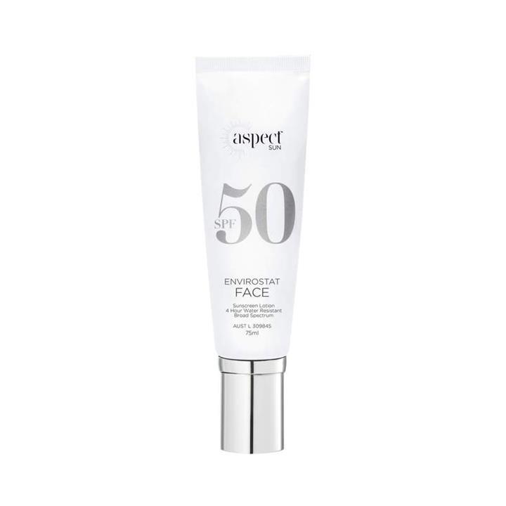 Image of Aspect Sun Envirostat Face SPF 50 75ml