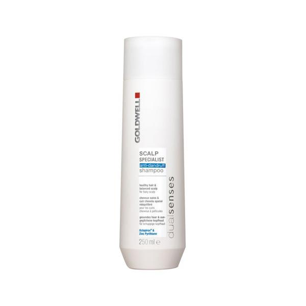 Image of Goldwell Dualsenses Scalp Specialist Anti-Dandruff Shampoo 250ml