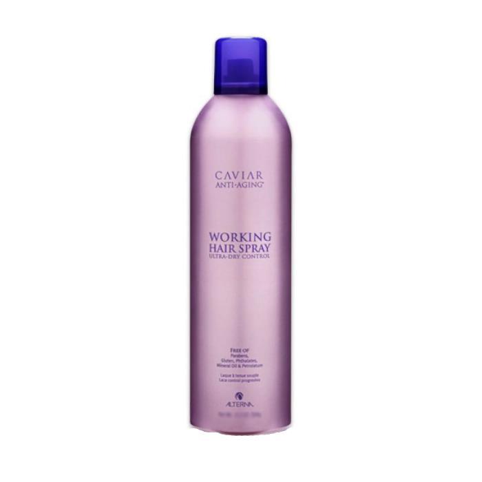 Image of Alterna Caviar Professional Working Hair Spray Ultra-Dry Control 211g