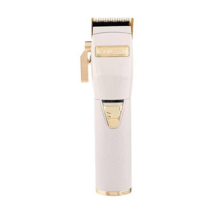 Image of BabylissPRO WhiteFX Lithium Clipper - Rob the Original Edition