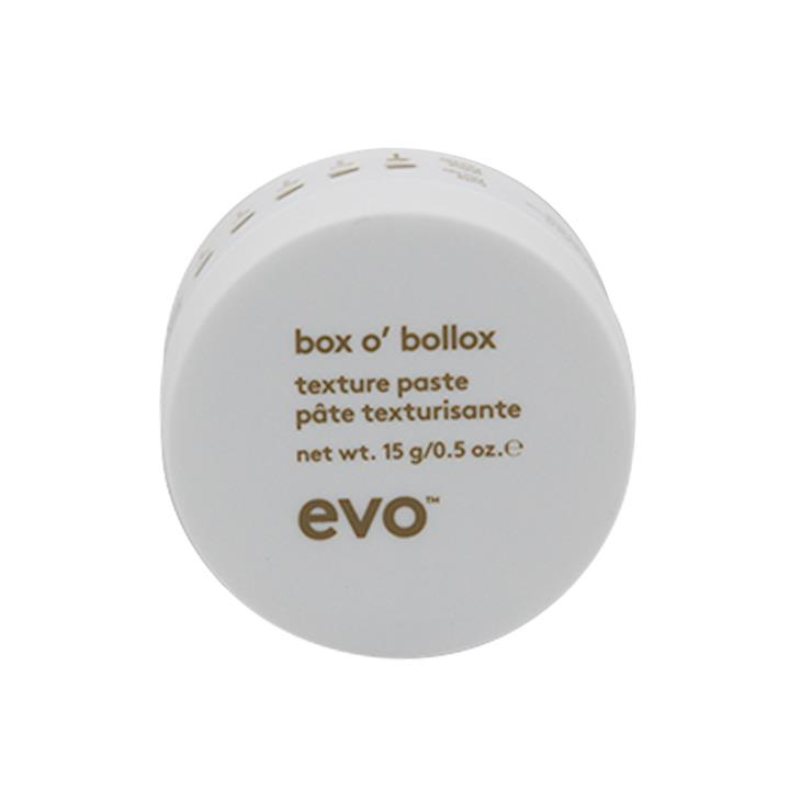 Image of Evo Box'o'Bollox Texture Paste 15g