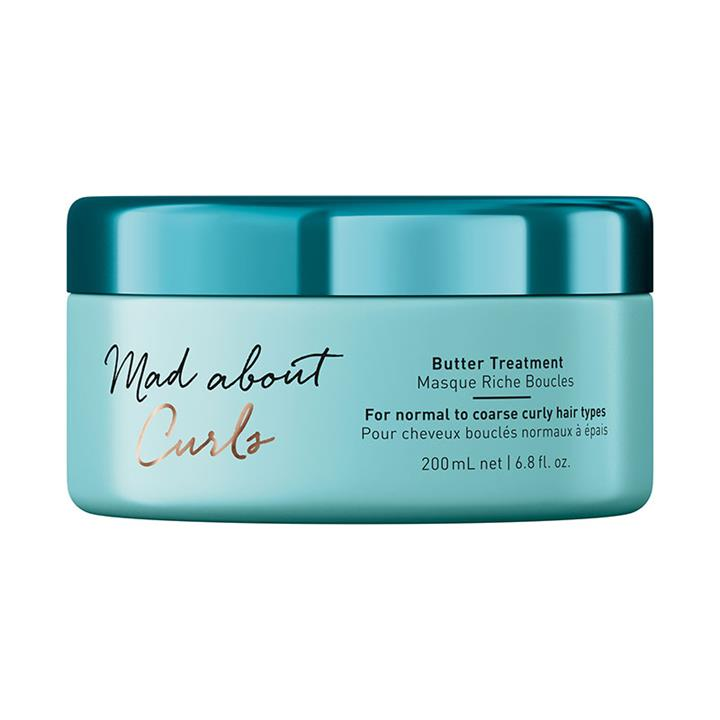 Image of Schwarzkopf Mad About Curls Butter Treatment 200ml