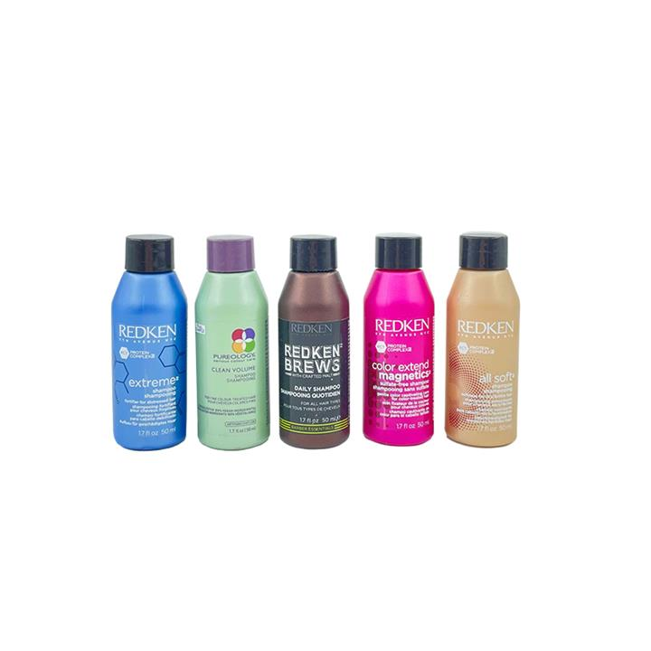 Image of Redken Travel Size Assorted Shampoo 50ml