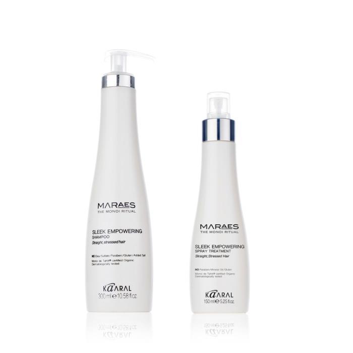 Image of Kaaral Maraes Sleek Empowering Duo 300ml