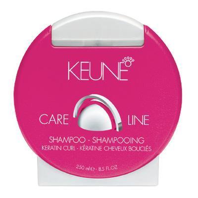 Image of Keune Care Line Keratin Curl Shampoo 250ml