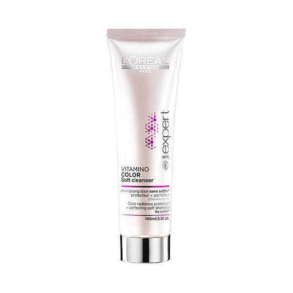Image of L'Oreal Vitamino Colour AO-X Soft Cleanser 150ml
