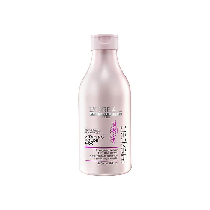 Image of L'Oreal Vitamino Colour AO-X Shampoo 250ml