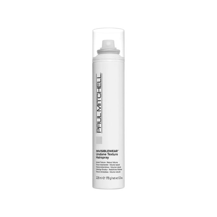 Image of Paul Mitchell InvisibleWear Texture Hairspray 228ml