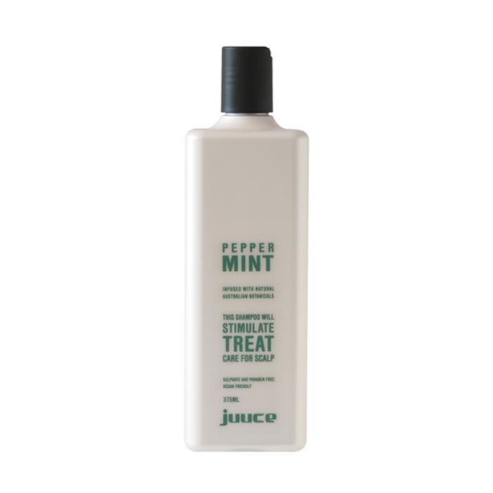 Image of Juuce Peppermint Shampoo 375ml