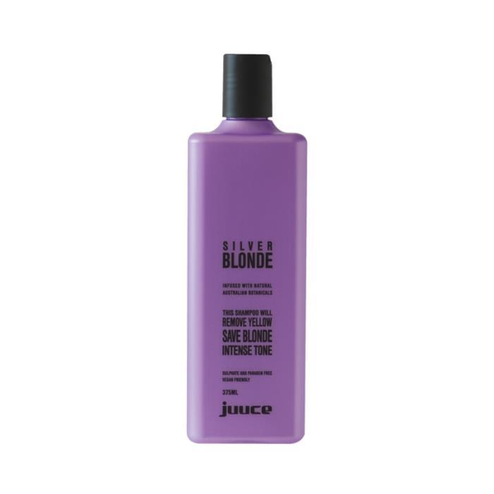 Image of Juuce Silver Blonde Shampoo 375ml