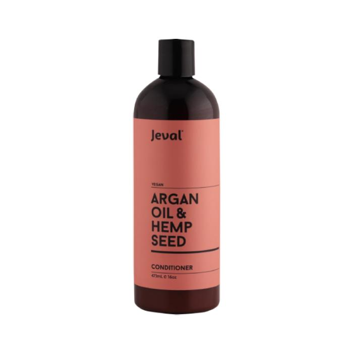 Image of Jeval Infusions Argan Oil & Hemp Seed Conditioner 473ml