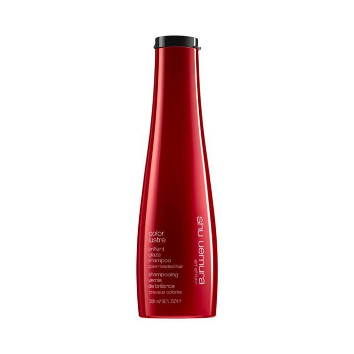 Image of Shu Uemura Color Lustre Shampoo 300ml