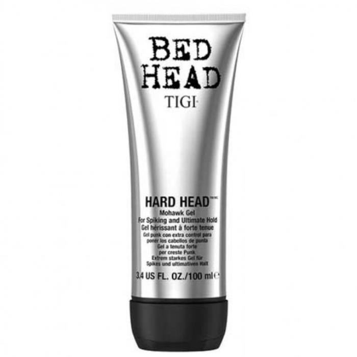 Image of TIGI Bed Head Hard Head Mohwak Gel 100ml
