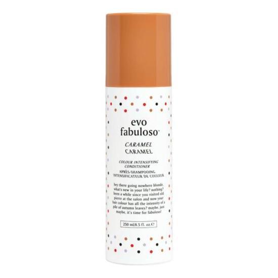 Image of Evo Fabuloso Caramel Colour Intensifying Conditioner 250ml