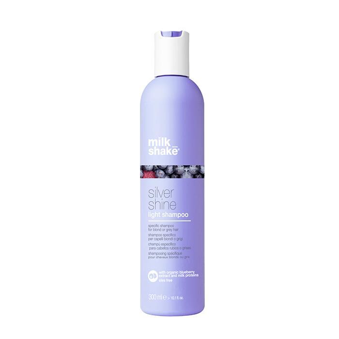 Image of Milkshake Silver Shine Light Shampoo 300ml