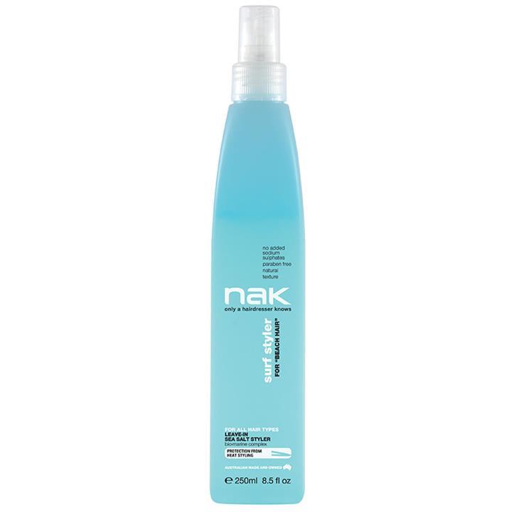 Image of Nak Surf Styler For Beach Hair 250ml