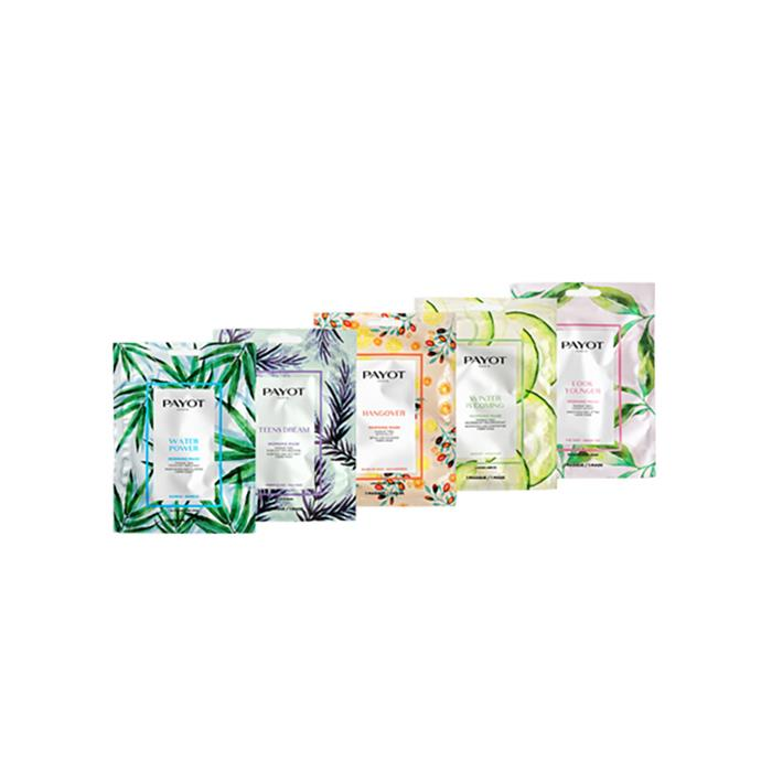 Image of Payot Essential Mask Sheet Set