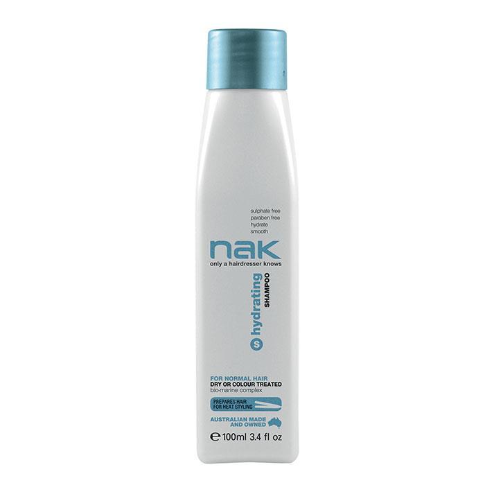 Image of Nak Hydrating Shampoo 100ml