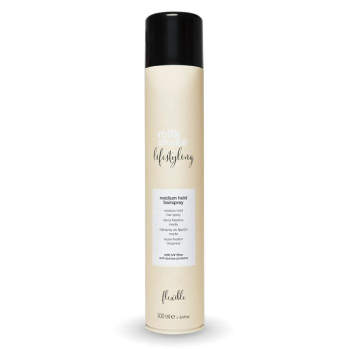 Image of Milkshake Medium Hold Hairspray 500ml