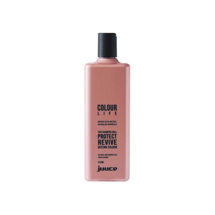 Image of Juuce Colour Life Shampoo 375ml