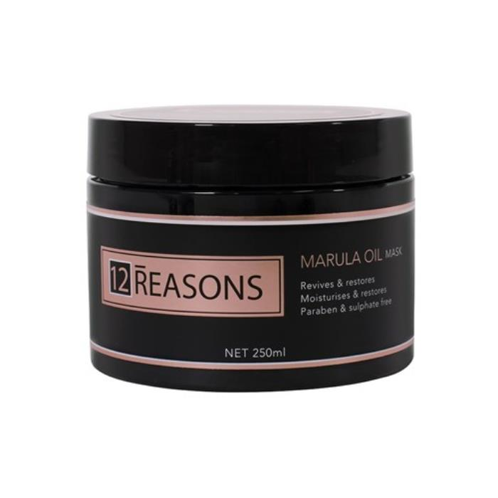 Image of 12Reasons Marula Oil Mask 250ml