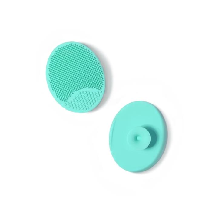 Image of Catwalk Facial Cleansing Mitt Turquoise