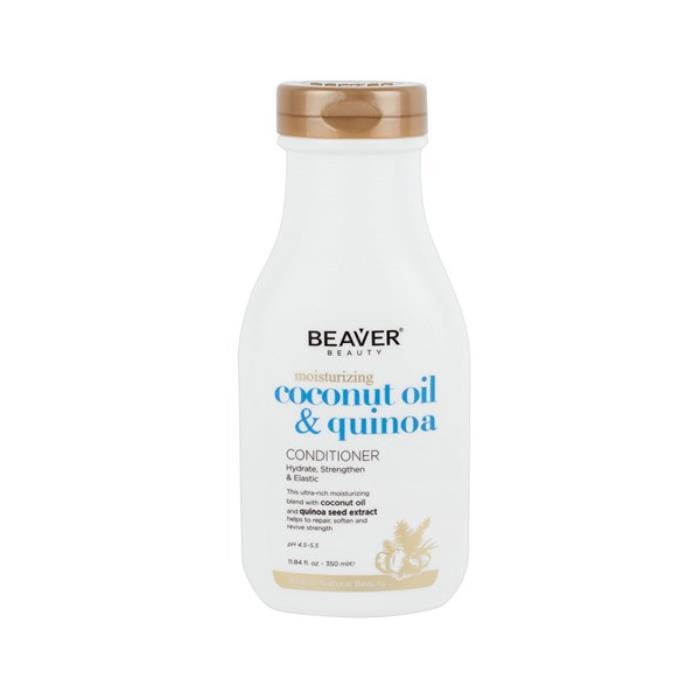 Image of Beaver Coconut Oil And Quinoa Moisturising Conditioner 350ml