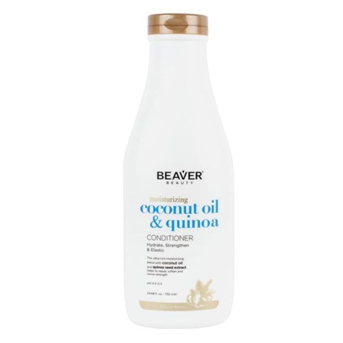 Image of Beaver Coconut Oil And Quinoa Moisturising Conditioner 730ml