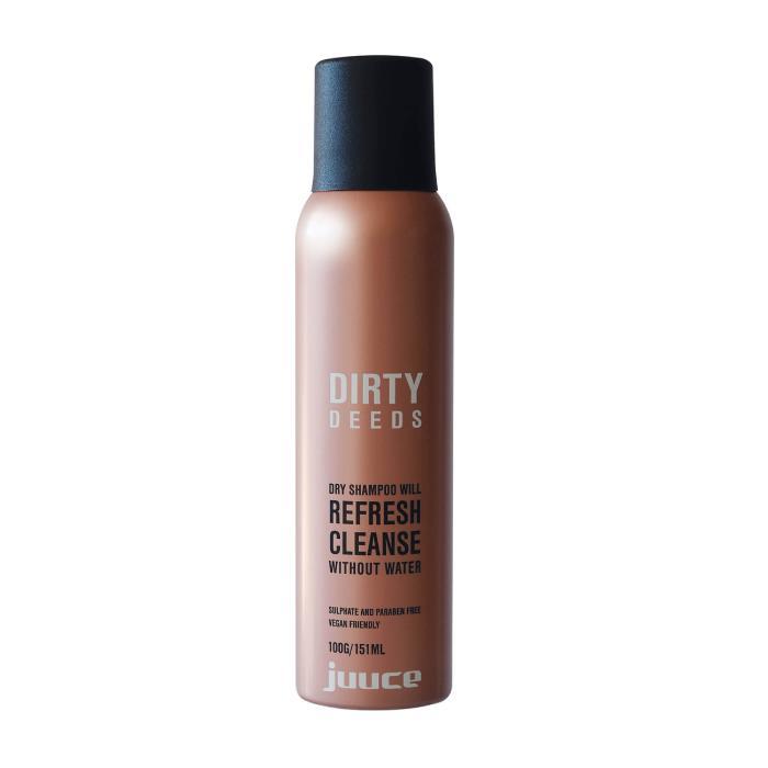 Image of Juuce Dirty Deeds Dry Shampoo 151ml