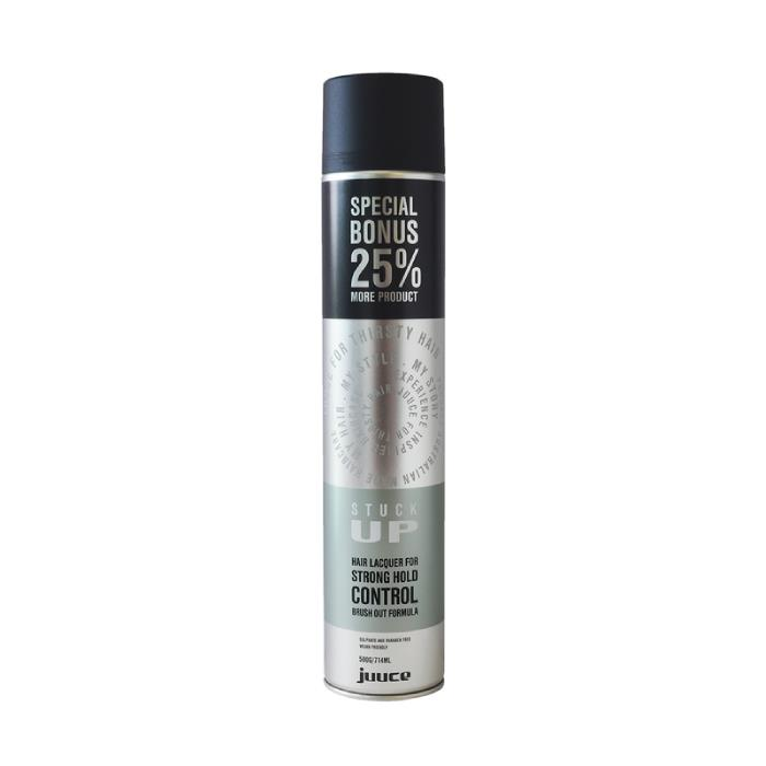 Image of Juuce Stuck Up Hair Lacquer 714ml