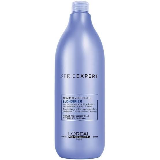Image of L'Oreal Serie Expert Blondifier Conditioner 1 Litre