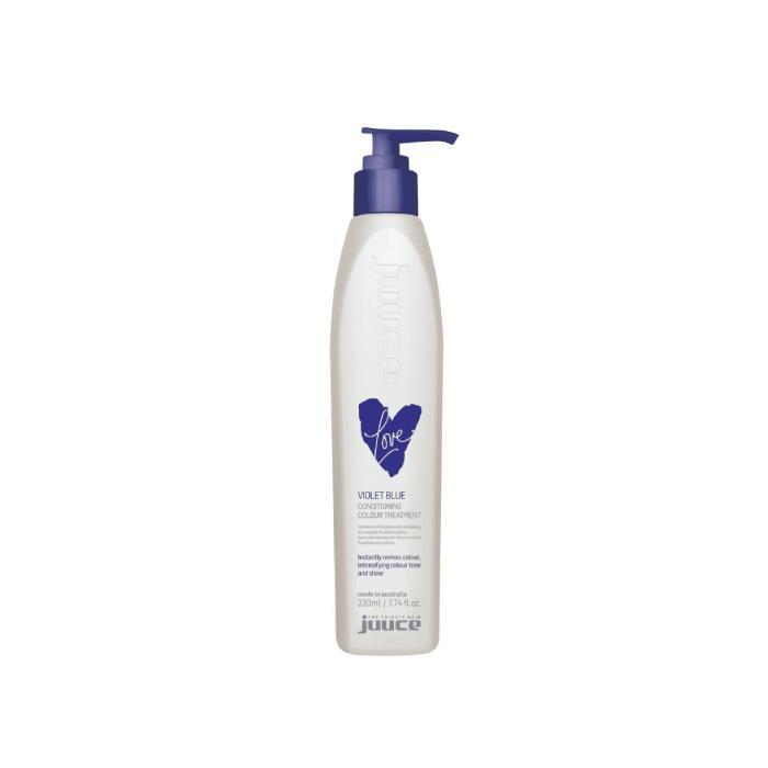 Image of Juuce Violet Blue Colour Treatment 220ml