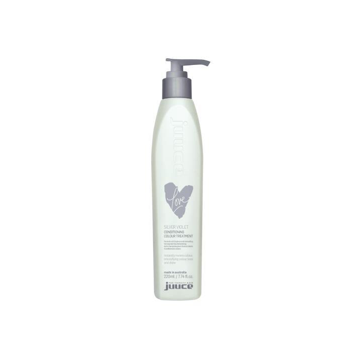 Image of Juuce Silver Violet Colour Treatment 220ml