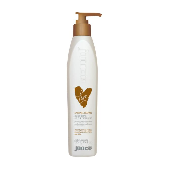 Image of Juuce Caramel Brown Colour Treatment 220ml