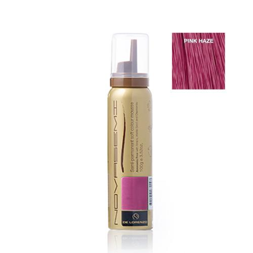Image of De Lorenzo Novasemi Soft Colour Mousse Pink Haze 100g