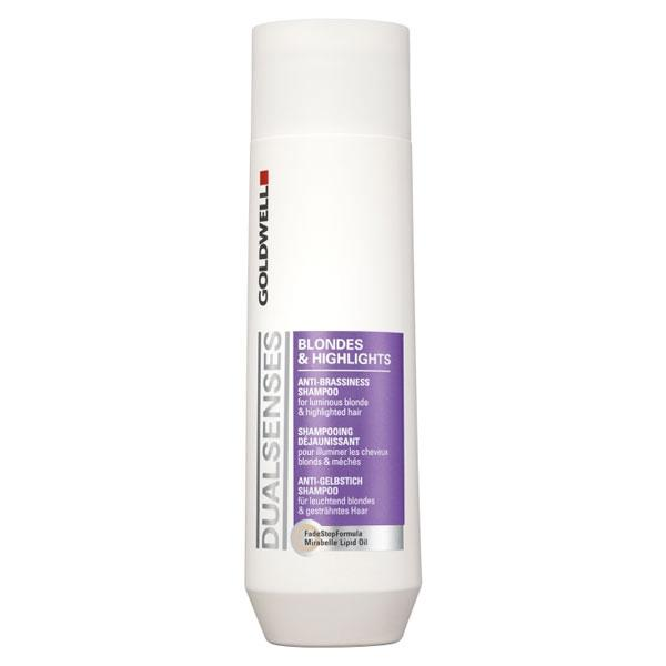 Image of Goldwell Dualsenses Blondes and Highlights Shampoo 300ml