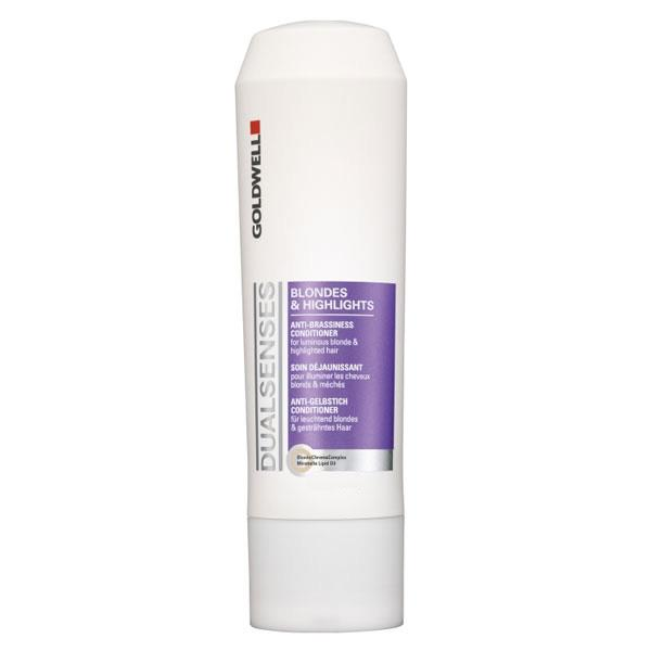 Image of Goldwell Dualsenses Blondes and Highlights Conditioner 300ml