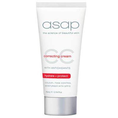 Image of ASAP CC Correcting Cream 75ml