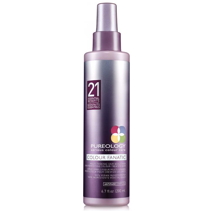 Image of Pureology Colour Fanatic Hair Beautifier 200ml