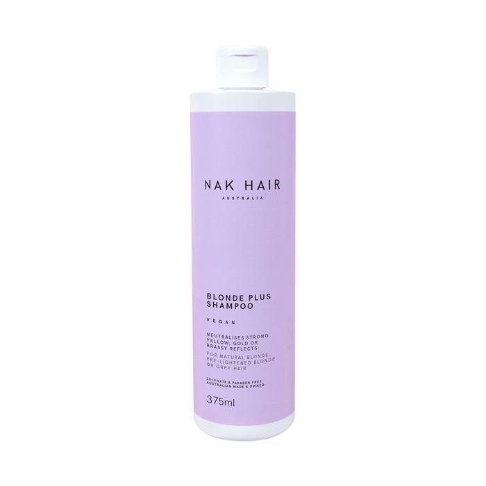 Image of Nak Blonde Plus Shampoo 375ml