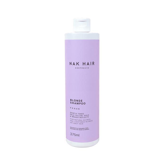 Image of Nak Blonde Shampoo 375ml