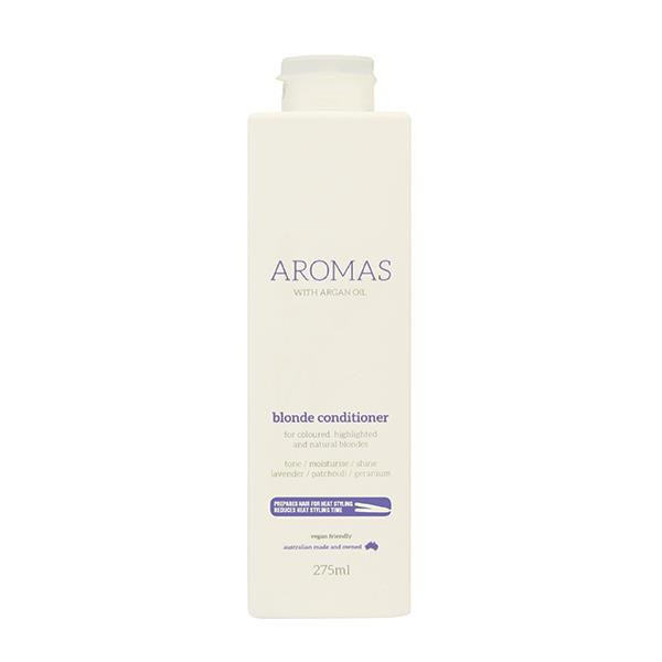 Image of Nak Aromas Blonde Conditioner With Argan Oil 275ml