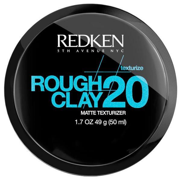 Image of Redken Rough Clay 20 Matte Texturizer 50ml