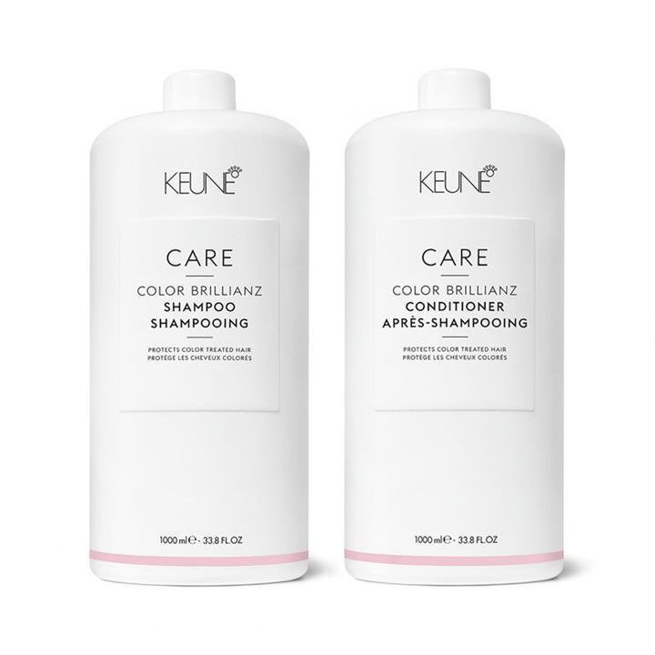 Image of Keune Care Color Brillianz Duo Pack