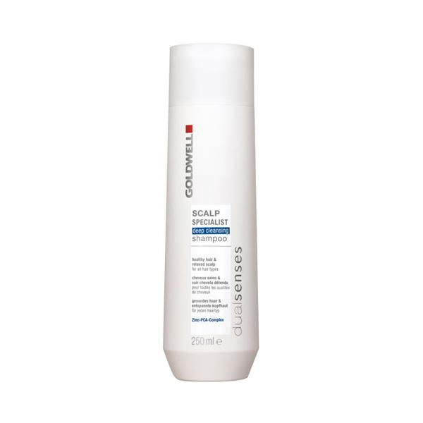 Image of Goldwell Dualsenses Scalp Specialist Deep Cleansing Shampoo
