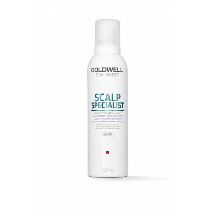 Image of Goldwell Dualsenses Scalp Specialist Sensitive Foam Shampoo 250ml