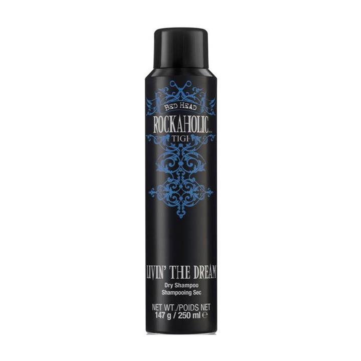 Image of TIGI Rockaholic Livin' The Dream Dry Shampoo 250ml